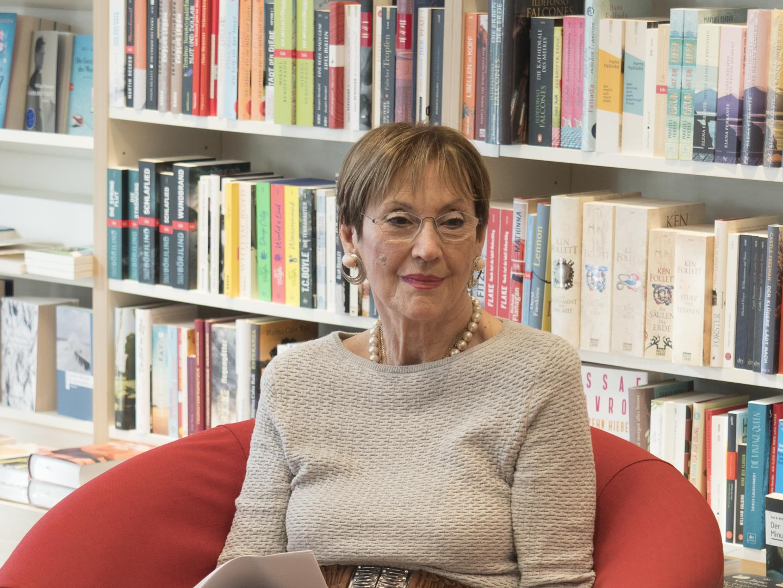 Incontro con la scrittrice Marisa Fenoglio