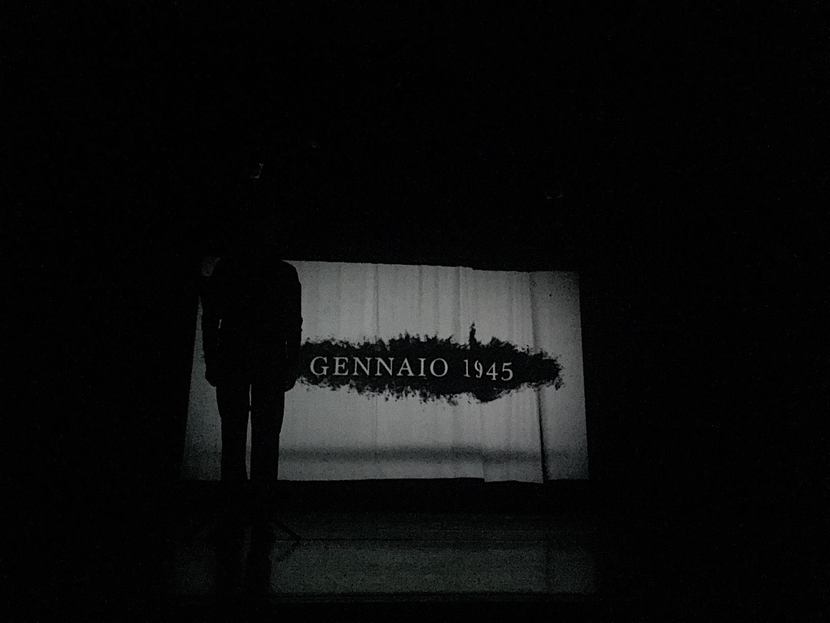 """Riccardo Bocci a Francoforte con lo spettacolo """"La Tregua"""""""