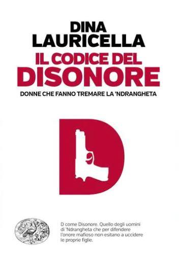 """Il circolo di lettura """"Leggere leggero"""" – incontro online su """"Il Codice del Disonore"""" di Dina Lauricella"""