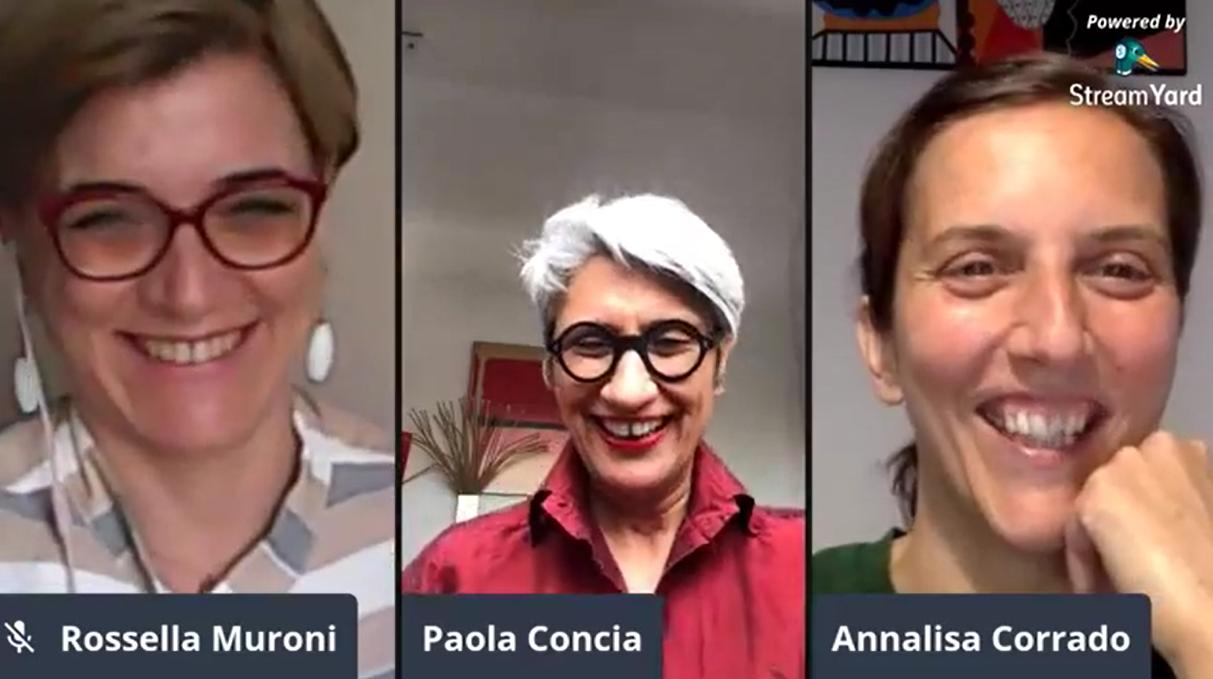 """Intervista con Rossella Muroni ed Annalisa Corrado, autrice di """"Le ragazze salveranno il mondo"""""""