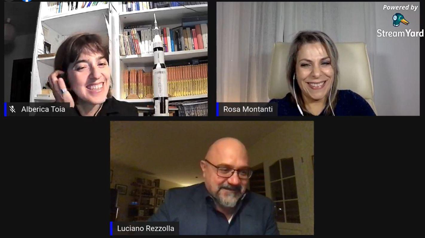 """""""L'irresistibile attrazione della gravità"""" – intervista con il prof. Luciano Rezzolla"""